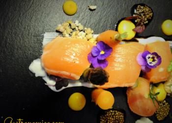 Gustronomico - Chef en casa - salmón