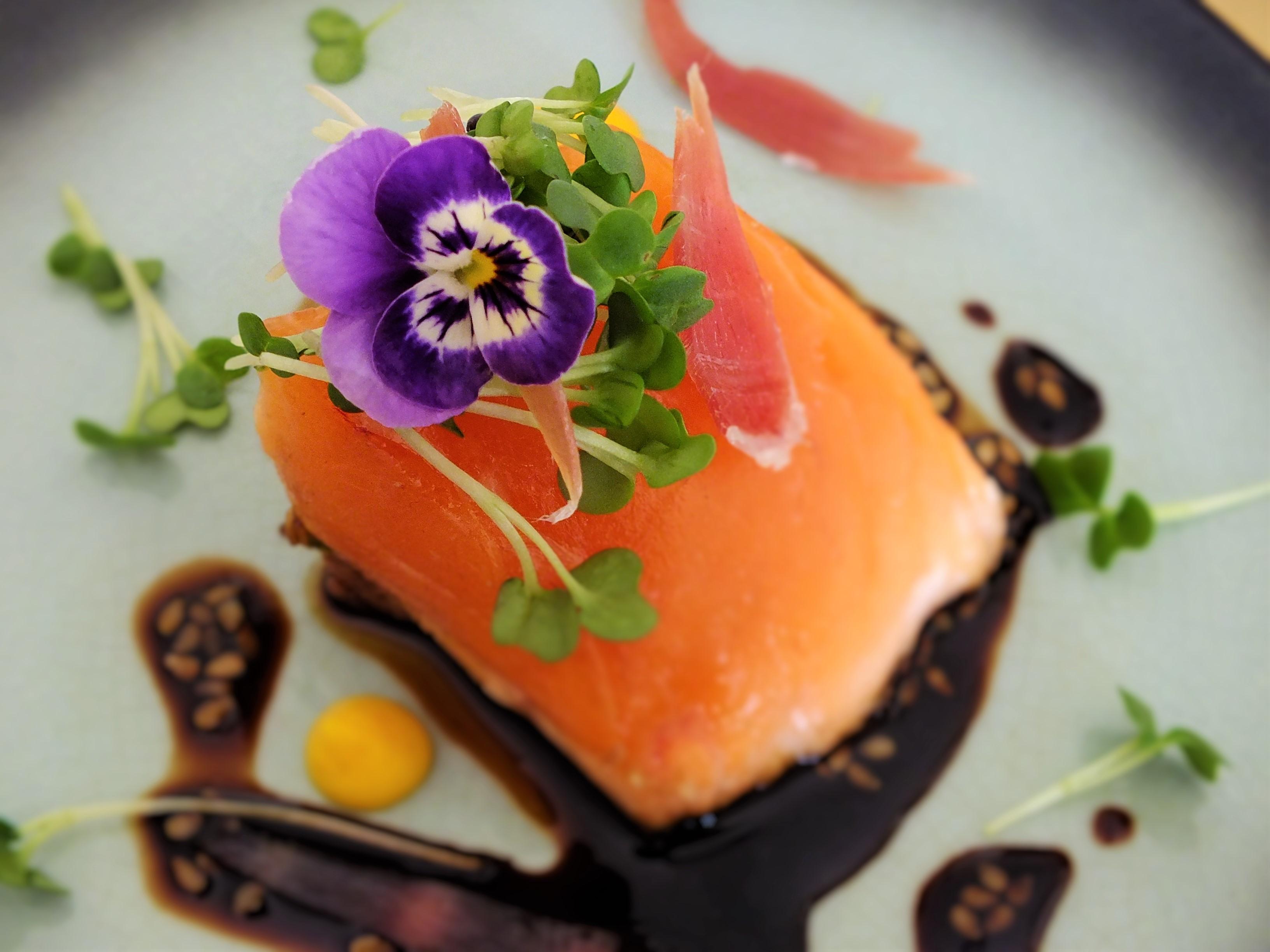 Entrada salmón